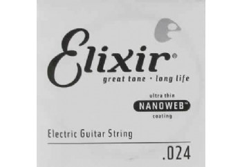 Elixir Wound Single 024 Tek Tel
