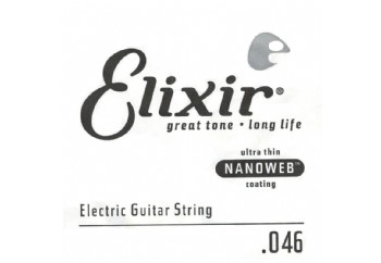 Elixir Wound Single 046 Tek Tel