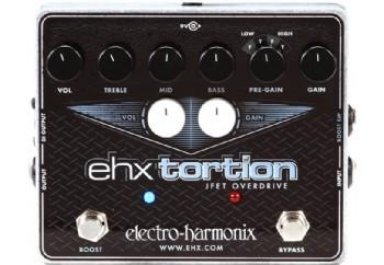 electro-harmonix EHX Tortion - Overdrive Pedalı