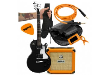 Orange Guitar Pack OGP-BL - Siyah - Elektro Gitar Seti