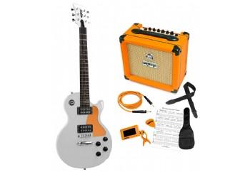Orange Guitar Pack OGP-WT - Beyaz - Elektro Gitar Seti