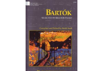 Kjos Bartok - Selected Works For Piano Kitap - Keith Snell