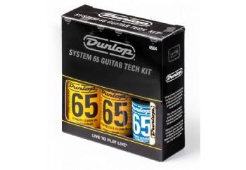Jim Dunlop 6504 System 65 Guitar Tech Kit - Gitar Temizlik ve Bakım Seti
