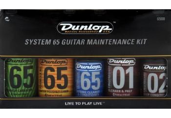 Jim Dunlop 6500 - System 65 Guitar Maintenance Kit - Gitar Temizlik ve Bakım Seti