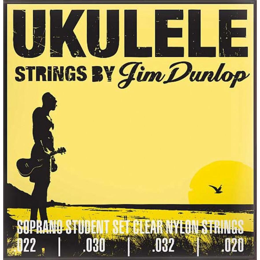 Jim Dunlop DUY201 Student Soprano Ukulele