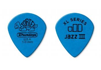 Jim Dunlop Tortex Jazz III XL 1.0 mm - 1 Adet - Pena