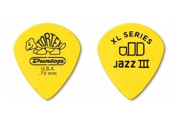 Jim Dunlop Tortex Jazz III XL 73 mm - 1 Adet - Pena