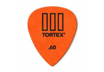 Jim Dunlop Tortex TIII 0.60 mm - 1 Adet - Pena