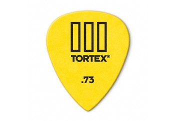 Jim Dunlop Tortex TIII 0.73 mm - 1 Adet