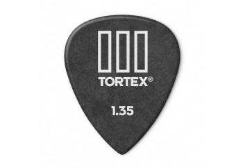 Jim Dunlop Tortex TIII 1.35 mm - 1 Adet - Pena