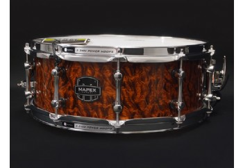 Mapex ARML4550KCWT Armory Dillinger Snare Drum - Trampet 14x5,5