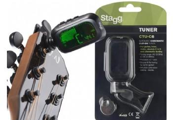 Stagg CTU-C6 Clip Tuner - Akort Aleti