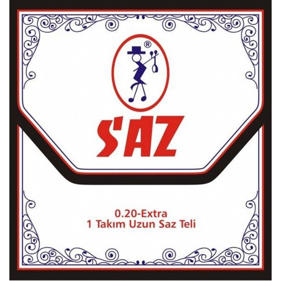 Saz 652-B Ekstra