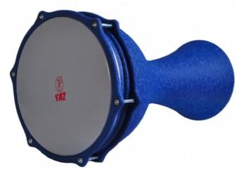 Saz 850K BL - Krokodil Mavi - Alüminyum Darbuka (23.5cm)