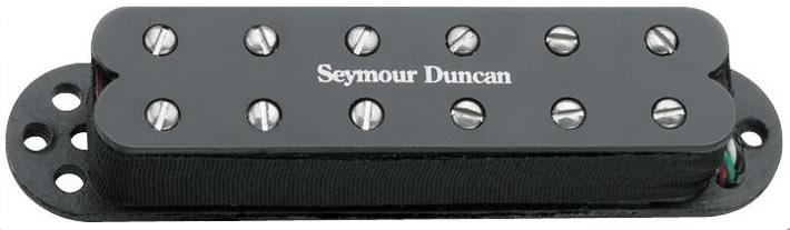 Seymour Duncan JB Jr ™ SJBJ-1 Bridge - Black
