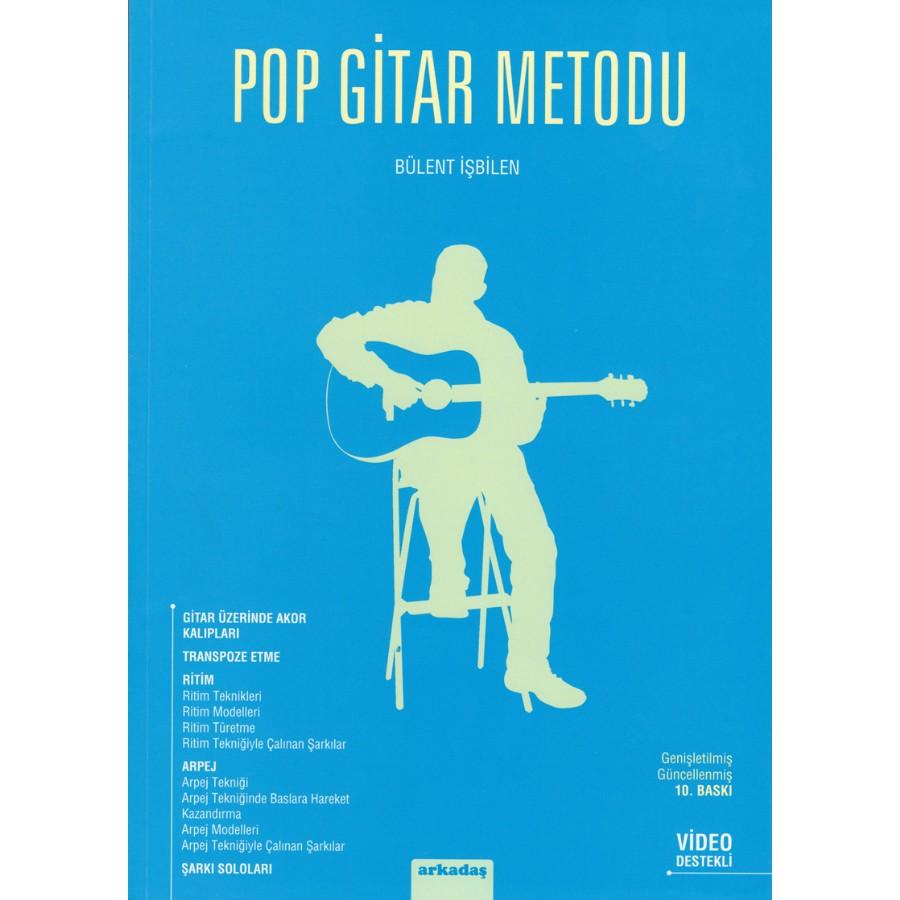 Pop Gitar Metodu Bülent İşbilen