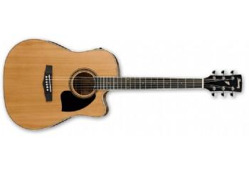 Ibanez PF17ECE LG - Natural Low Gloss - Elektro Akustik Gitar