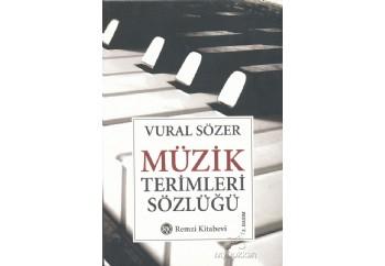 Müzik Terimleri Sözlüğü Kitap - Vural Sözer
