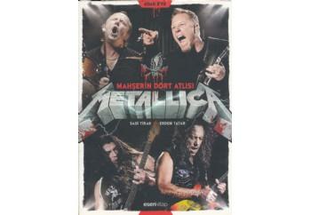 Metallica: Mahşerin Dört Atlısı Kitap - Sadi Tirak, Erdem Tatar