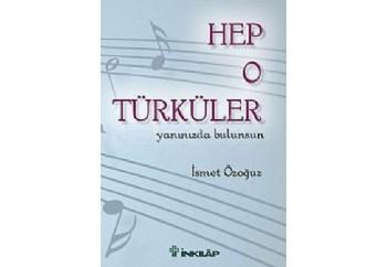 Hep O Türküler Kitap - İsmet Özoğuz