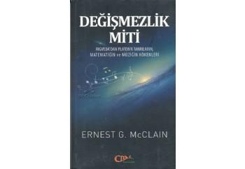 Değişmezlik Miti Kitap - Ernest G. McClain