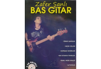 Bas Gitar - Zafer Şanlı Kitap - Zafer Şanlı