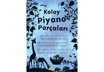 Kolay Piyano Parçaları Kitap - Anthony Marks