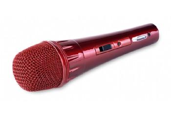 JamminPro Handheld Microphone MIC 018 - Kırmızı