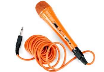JamminPro Handheld Microphone MIC 019 - Turuncu