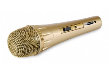 JamminPro Handheld Microphone MIC 020 - Altın