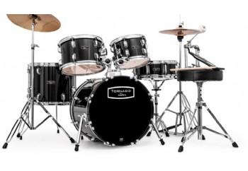 Mapex TND5844FTC Tornado Jazz DK - Black - Akustik Davul