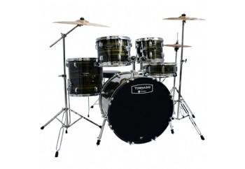 Mapex TND5844FTC Tornado Jazz YB - Blue - Akustik Davul
