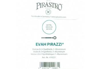 Pirastro Evah Pirazzi Violin Strings A-La Teli (Medium) - Keman Teli