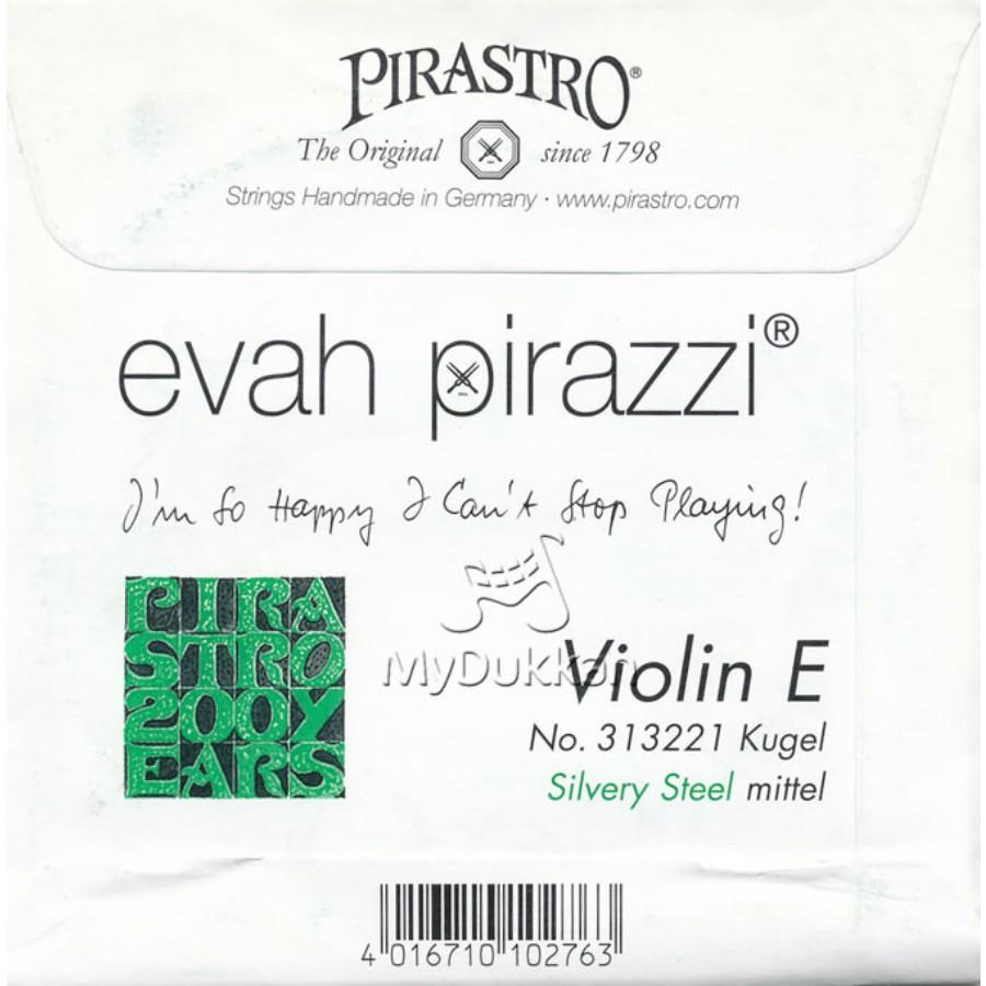Pirastro Evah Pirazzi Violin Strings