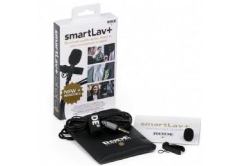 Rode smartLav+ Lavalier Microphone - Akıllı Telefonlar için (iOS ve Android) Lavalier Mikrofon