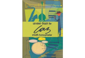 Levent Öget ile Caz (Etraflı Konuşmalar) Kitap - Levent Öget