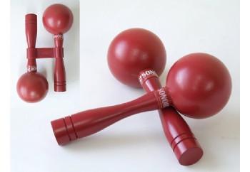 Sonor MM Mini Maracas Red Paar - Marakas