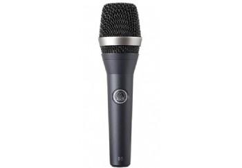 AKG D 5 Supercardioid Handheld Dynamic Mic - Dinamik Mikrofon