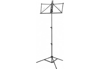 Strukture S3MS Deluxe Aluminum Music Stand Siyah - Nota Sehpası