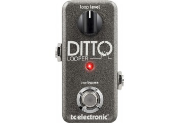 tc electronic Ditto Looper - Loop Pedalı