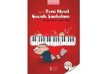 Ödüllü Yeni Nesil Çocuk Şarkıları Kitap