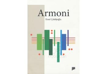 Armoni - Emel Çelebioğlu Kitap - Emel Çelebioğlu
