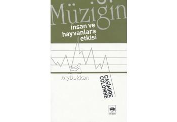 Müziğin İnsan ve Hayvanlara Etkisi Kitap - Mustafa Refik