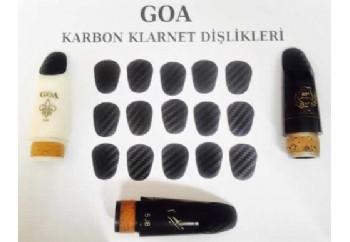 Goa - Karbon Klarnet Bek Dişliği - Bek Dişlik (10 Adet)