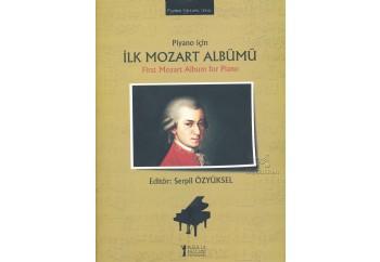 Piyano İçin İlk Mozart Albümü Kitap - Serpil Özyüksel