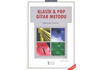 Klasik - Pop Gitar Metodu Kitap - Süleyman Tarman