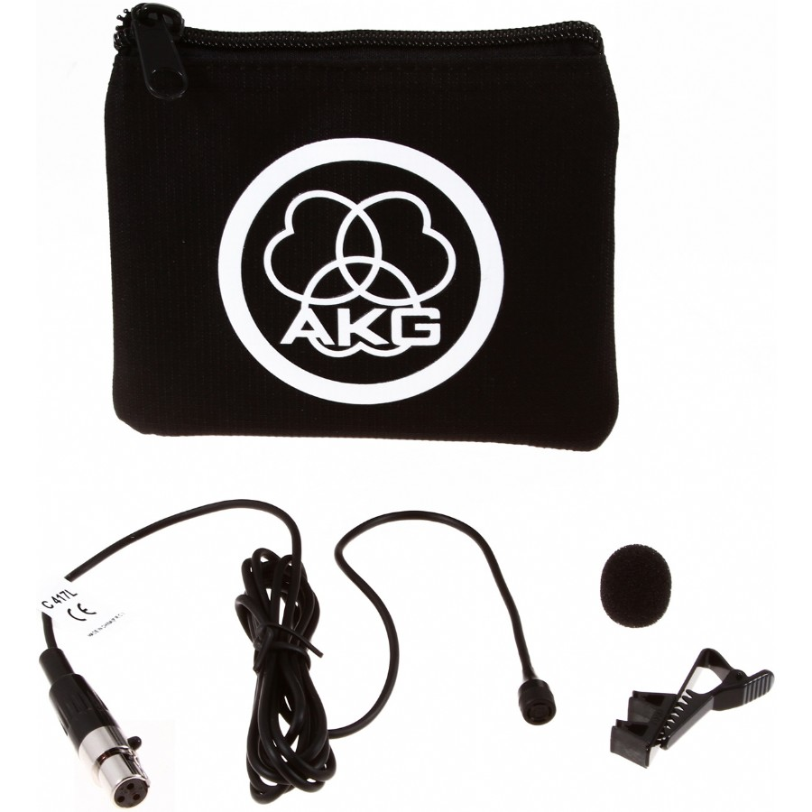 AKG C417L Omnidirectional Lavalier Condenser Microphone