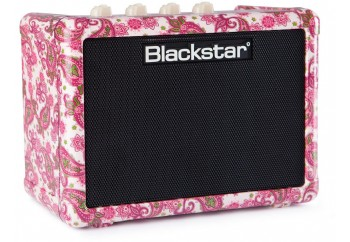 Blackstar Fly 3 Pink Paisley - Mini Elektro Gitar Amfisi
