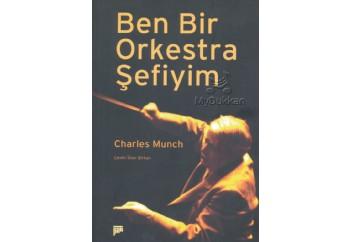 Ben Bir Orkestra Şefiyim Kitap