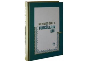 Türkülerin Dili Kitap - Mehmet Özbek
